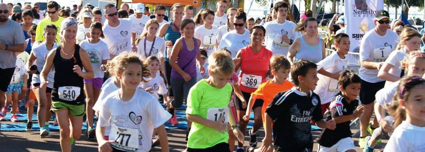 2015 Running for All Children