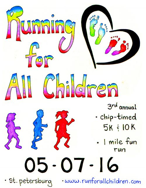 Run for All Children 2016